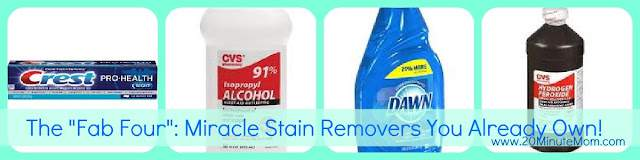 Miracle Stain Removers