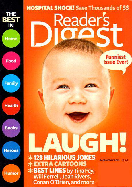 Reader's Digest Just $3.99 a year