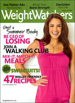 Expired Weight Watchers Magazine Sale