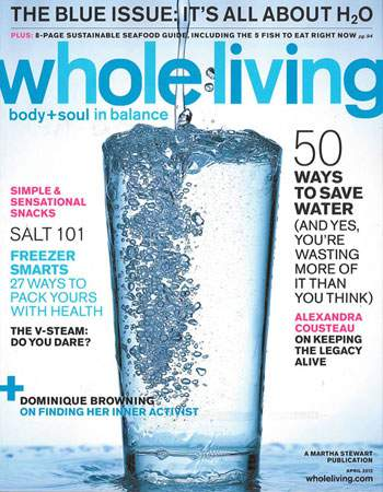 Expired Deal Whole Living Magazine Just $3.99 a Year