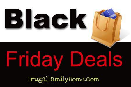 2013 Black Friday Deals Preview