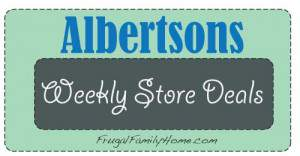 Albertsons Weekly Deals 300x156