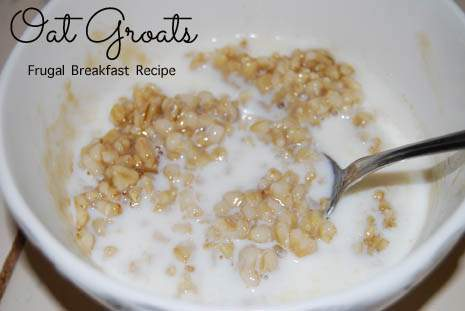 Yummy Oat Groats Recipe