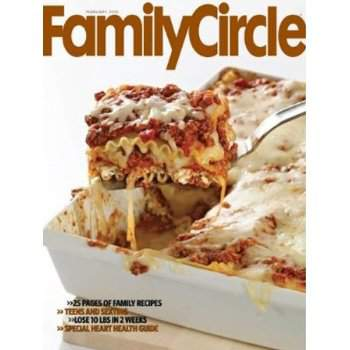 Family Circle Magazine Just $5 a Year