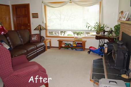 After Living Room