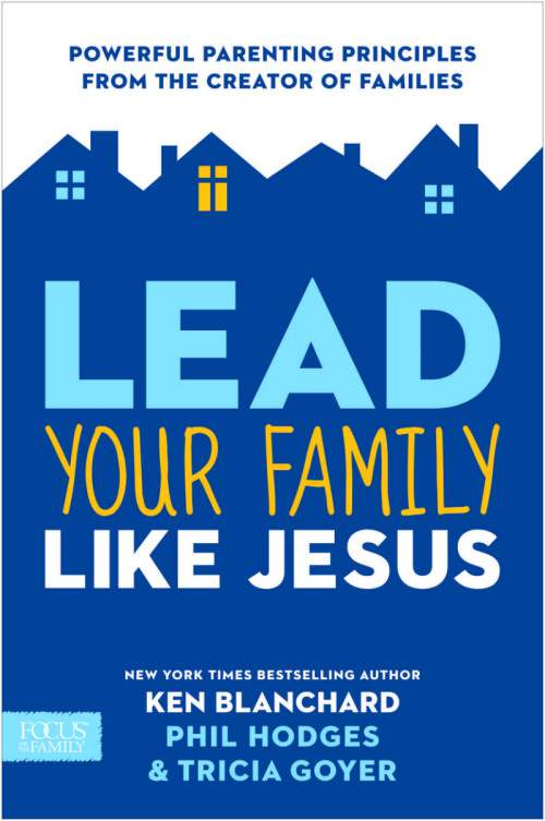 Lead Your Family Like Jesus Book Review and Live Webcast Event