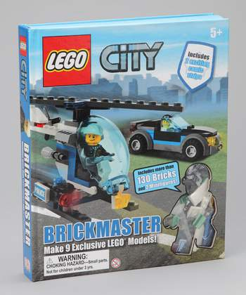 Lego City Brickmaster Set $17.99