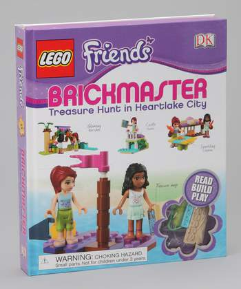 Lego Friends Brickmaster Set $17.99