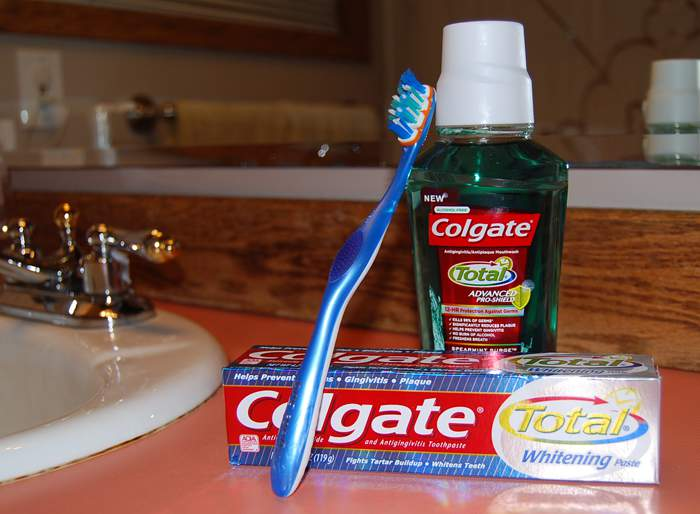 Colgate Oral Health