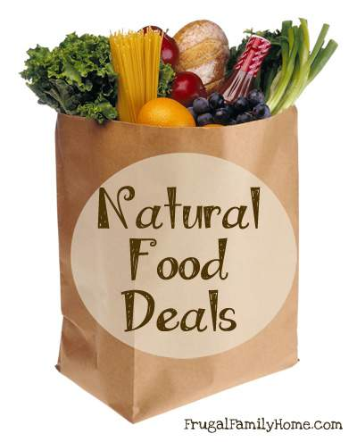 Natural Food Deals