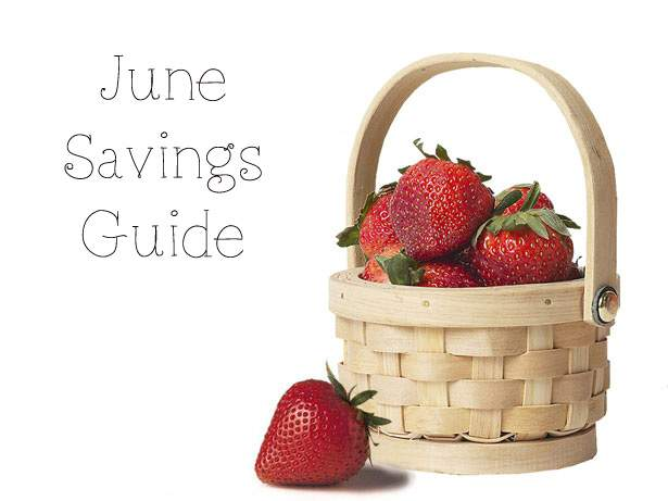 June Savings Guide