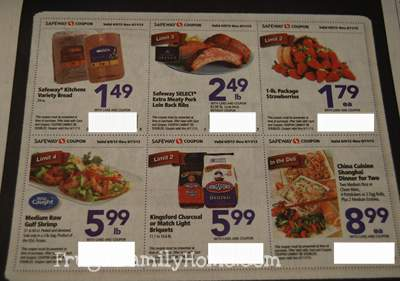 Extra Coupons Food Day