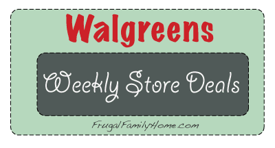 Walgreens Deals 6/16 to 6/22