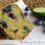 Blueberry Zucchini Bread-Fabulessly Frugal