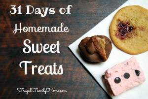 Sweet Treat Recipes