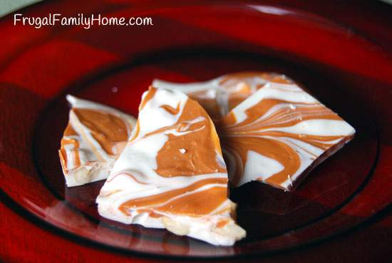 Homemade Sweet Treats, Butterscotch Bark
