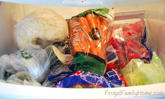 Frugal Photo Friday, Preventing Food Waste