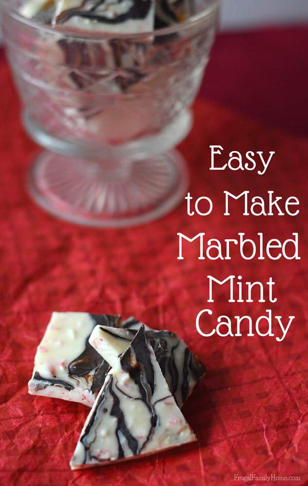 This is one of the easiest candy recipes to make and it's so delicious too. I include it in my Christmas cookie and candy plates each year. It only takes a few minutes to make and is made in the microwave too. It's super easy to make but you don't have to tell anyone, just let them think you are a master candy maker instead.