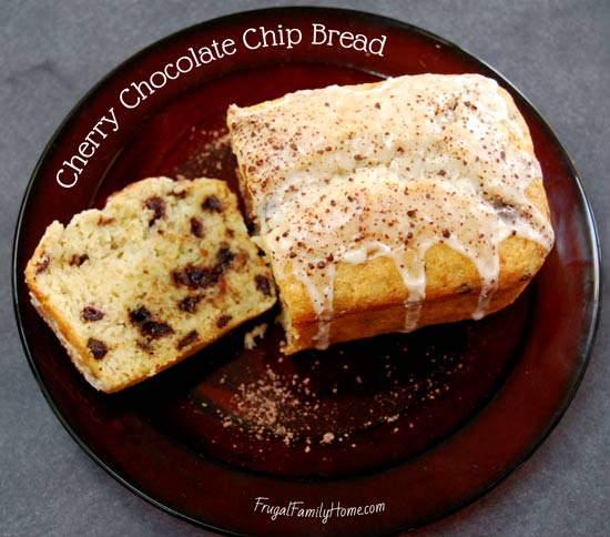 Cherry Chocolate Chip Bread Recipe