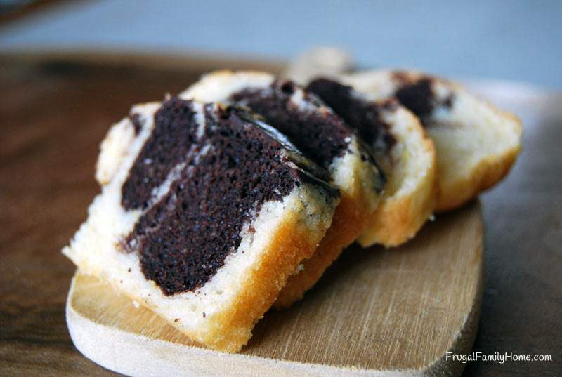 Chocolate Swirl Bread Recipe