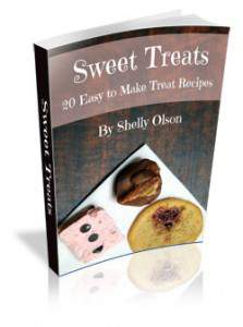 Sweet Treats ebook sidebar