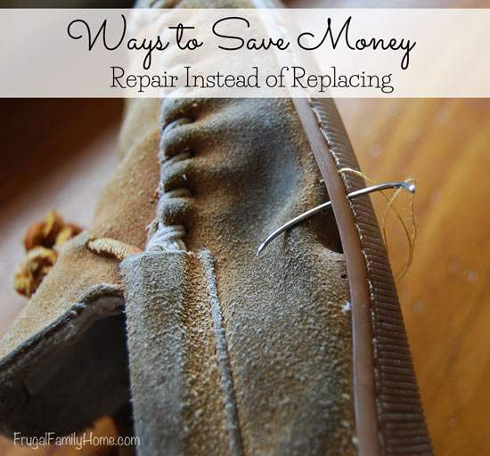 Ways to Save Money by Repairing