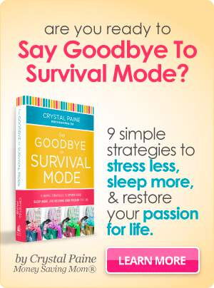 Say Goodbye to Survival Mode, Book Review