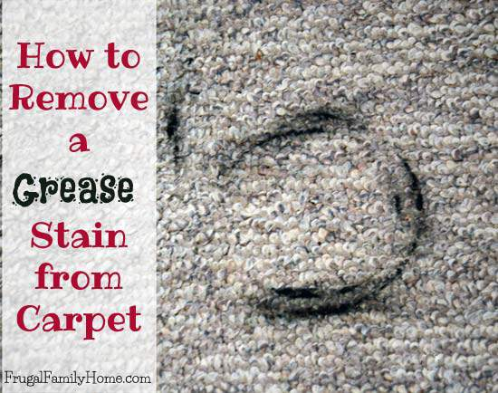 how to remove grease stains from carpet carpet ideas. Black Bedroom Furniture Sets. Home Design Ideas