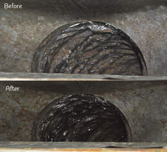 This vent really needed to be cleaned. How often do you clean your vents?