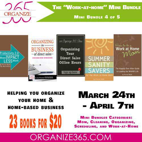 Work From Home ebook Bundle