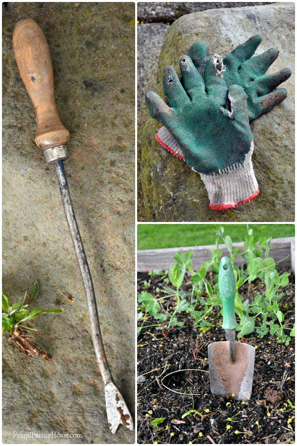 My favorite gardening tools. All under $30 too.