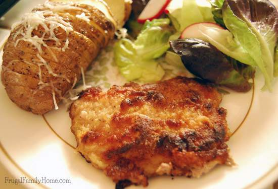 Easy and Delicious Pan Fried Pork Chops