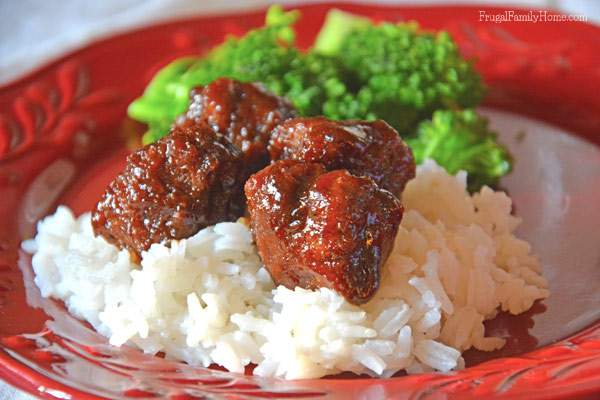 Yummy Easy Recipe for Hoisin Meatballs, Frugal Family Home