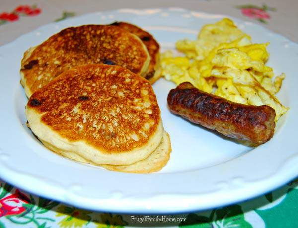Yummy Pancake Recipe for Breakfast