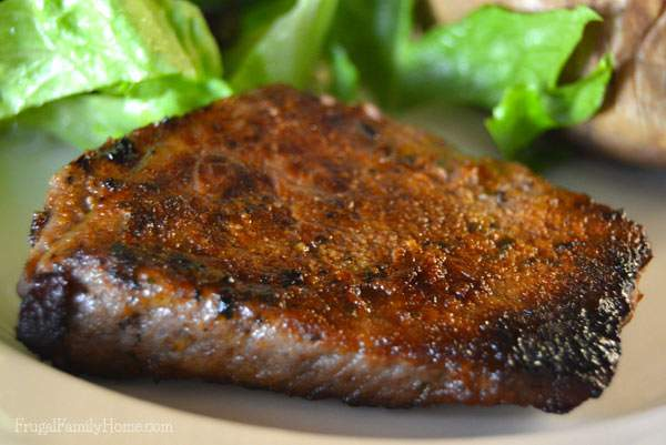 How to make a brown sugar rub for steaks