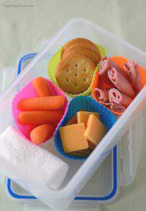 Make Your Own Lunchables