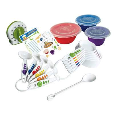 Cooking kits are a great gift for kids.