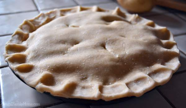 Don't like to roll out your own pie crusts. Use the store bought ones in this great turkey pot pie recipe.