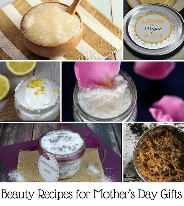 If mom likes to be pampered. Here's some easy to make beauty recipes mom is sure to enjoy.