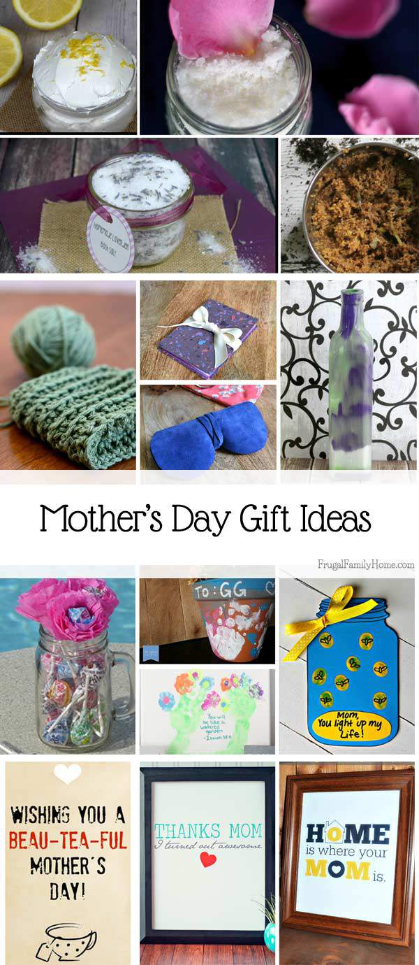 Make mom a great gift for Mother's Day.