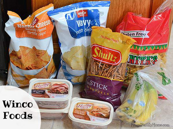 This week's deals from Winco