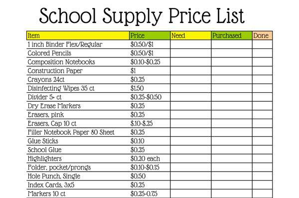 Back-to-School-Price-List-Graphic