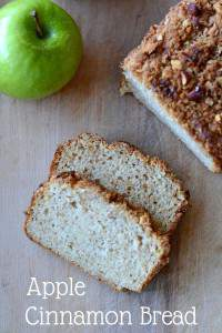 Easy and Delicious Homemade Apple Cinnamon Bread