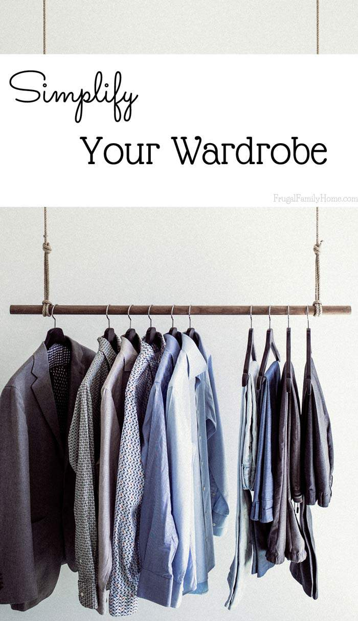 Is your closet stuffed with clothing you just don't wear? If that is you, I have a few tips to pare down all those unworn and unloved clothes that are cluttering up your closet.