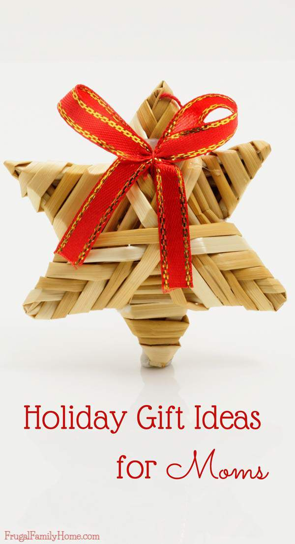 Holiday Gift Guide Gifts For Moms Frugal Family Home