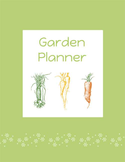 A great editable garden planner to help track your garden progress. This garden planner contains 13 sheet to track your garden from before planting to after harvest.