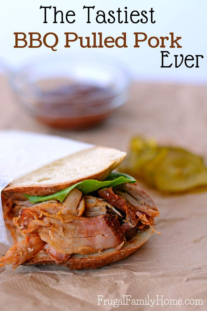The best smoked pulled pork recipe you can make