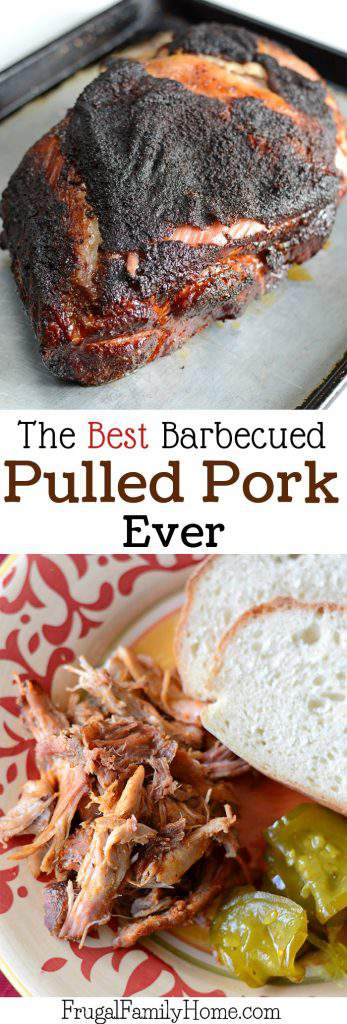 The best pulled pork recipe you can make