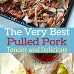the very best pulled pork recipe