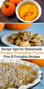 Cooking with Pumpkin Puree Plus 15 Recipe to Try